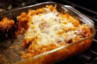 Casseroles - Beef Overnight Meatball And Pasta Casserole