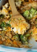 Casseroles - Chicken Broccoli And Chicken Casserole