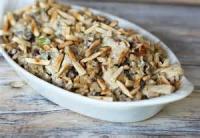 Casseroles - Chicken -  Chicken With Wild Rice Casserole