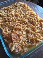 Casseroles - Chicken Creamy Chicken Rice