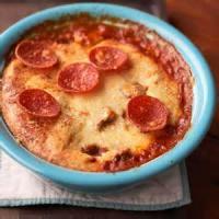 Casseroles - Beef Pop-up Pizza Casserole