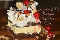 Cookies - Strawberry Banana Brownies