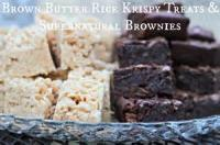 Cookies - Supernatural Brownies