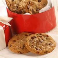Cookies - Big Chocolate Chunk Nut Cookies