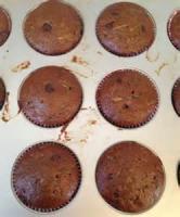 Cookies - Brownies -  Fooled You Brownies (eggless)
