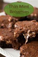 Cookies - Mississippi Mud Brownies