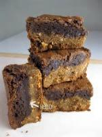 Cookies - Peanut Butter Brownies