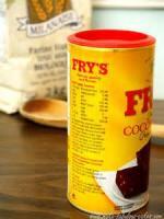 Cookies - Brownies -  Fry's Fudgey Brownies