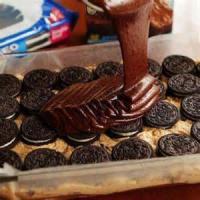 Cookies - Chocolate Syrup Brownies