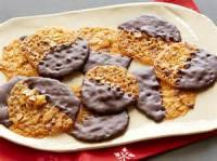 Cookies - Almond Lace Cookies