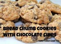 Cookies - Bread Crumb Cookies