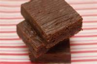 Cookies - Fudge-topped Brownies