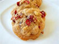 Cookies - Drop Cookies Cranberry Oatmeal