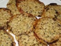 Cookies - Drop Cookies Florentines