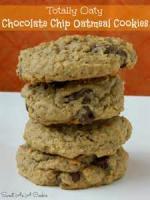Cookies - Drop -  Oatmeal Cinnamon Chip Cookies