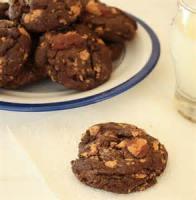 Cookies - Chocolate Peanut Butter Cup Cookies