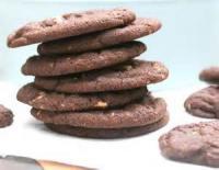 Cookies - Drop -  White Chocolate, Chocolate Cookies
