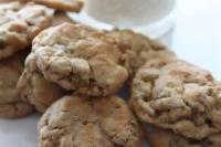 Cookies - Chewy Oatmeal Cookies