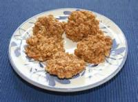 Cookies - Drop Cookies Easy Oatmeal Bourbon Cookies