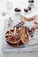 Cookies - Chocolate Peanut Florentines