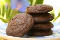 Cookies - Drop Cookies Deep Dark Chocolate Fudge Cookies