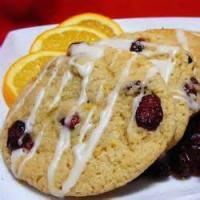 Cookies - Cranberry Drops
