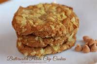 Cookies - Butterscotch Potato Chip Cookies