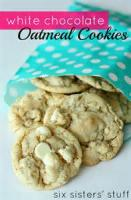 Cookies - Chocolate Chip Oatmeal Cookies