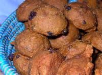 Cookies - Drop Cookies Pumpkin Raisin Cookies