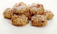 Cookies - Drop Cookies Lemon And Cream Cheese Macaroons