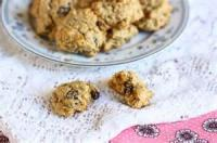 Cookies - Drop Cookies Oatmeal Raisin Cookies