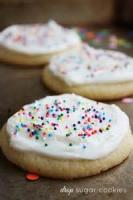 Cookies - Drop Cookies Plump Sugar Cookies