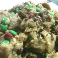 Cookies - Drop Cookies Outrageous Peanut Butter Chocolate Chip Cookies