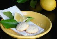 Cookies - Drop Cookies Lemon Sour Cream Cookies