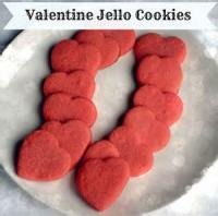 Cookies - Fomed Cookies Jell-o Cookies