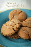 Cookies - Formed -  Molasses Cookies