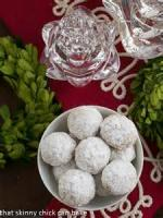 Cookies - Formed -  Nut Balls