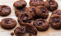 Cookies - Formed Cookies Big Fat Cherry Cookies