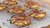 Cookies - Formed Cookies Caramel Pecan