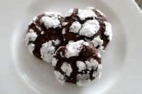 Cookies - Formed Cookies Chocolate Pixies