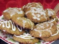 Cookies - Formed -  Grandmother's Oatmeal Cookies