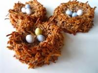 Cookies - Formed Cookies Birds Nests