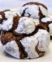 Cookies - Formed Cookies Chocolate Crinkles