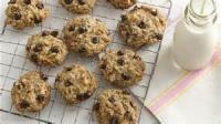 Cookies - Drop Cookies Toffee Oat Cookies