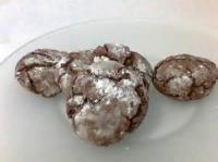 Cookies - Formed Cookies Chocolate Sno Cookies