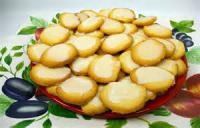 Cookies - Formed -  Lemon Delights