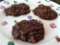 Cookies - Drop Cookies White Chocolate Oatmeal Cookies