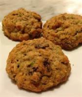 Cookies - Drop Cookies Zuccini Drop Cookies