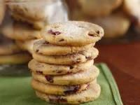 Cookies - Formed -  Cranberry Crisps