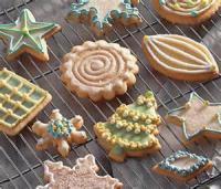 Cookies - Formed Cookies Amish Ginger Cookies